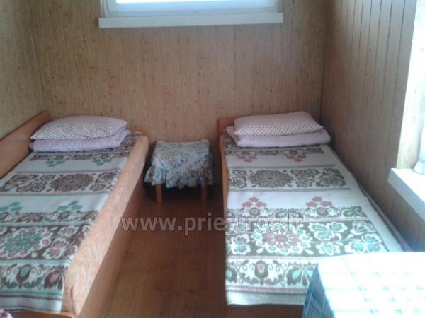 Nebrangus dvivietis kambarys