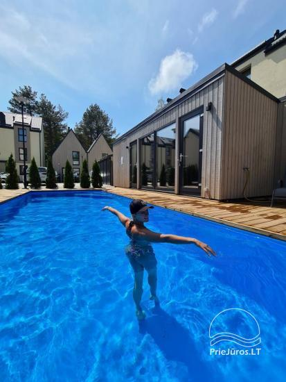 New apartment for rent in Palanga