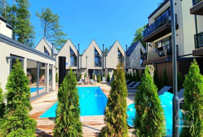 Nuomojami nauji apartamentai (2020 m.) Palangoje, Kunigiškiuose - 4