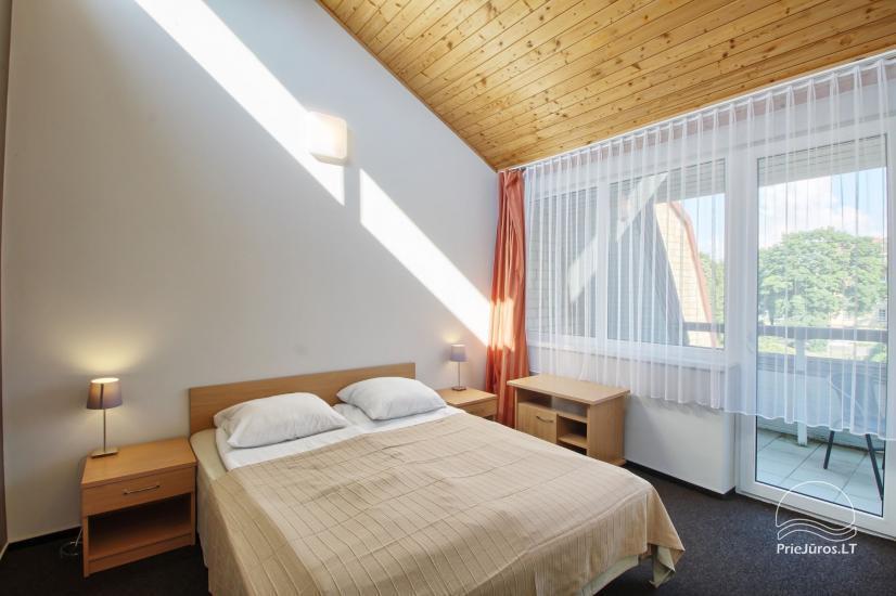 Entspannungskomplex Kastytis in Nida, Kurische Nehrung, in Litauen - 1