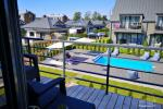 Apartment Meta with heated pool for rent in Palanga