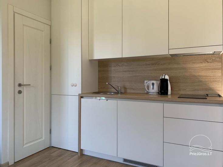 Apartment Vaivorykstes namai in Palanga - 2