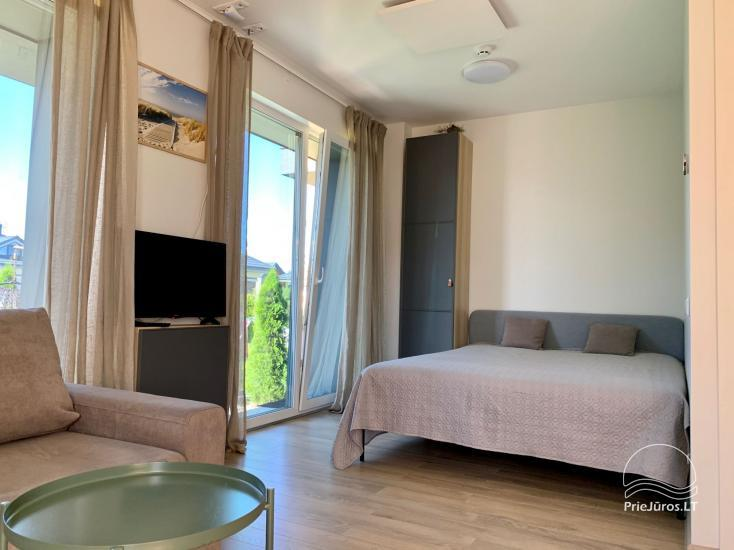 Apartment Vaivorykstes namai in Palanga - 3
