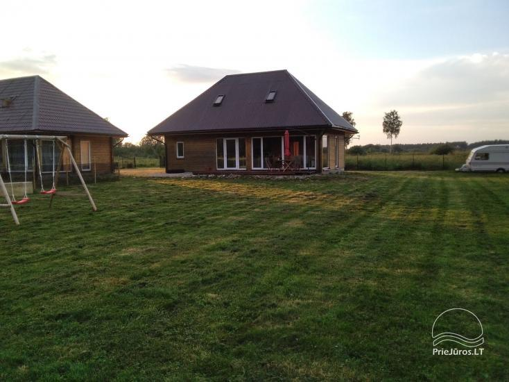 Homestead for rent in Monciskes - 1