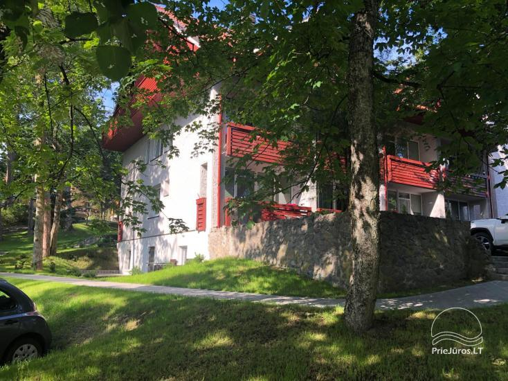 Apartments for rent in Juodkrante, in Curonian Spit, in Lithuania - 8