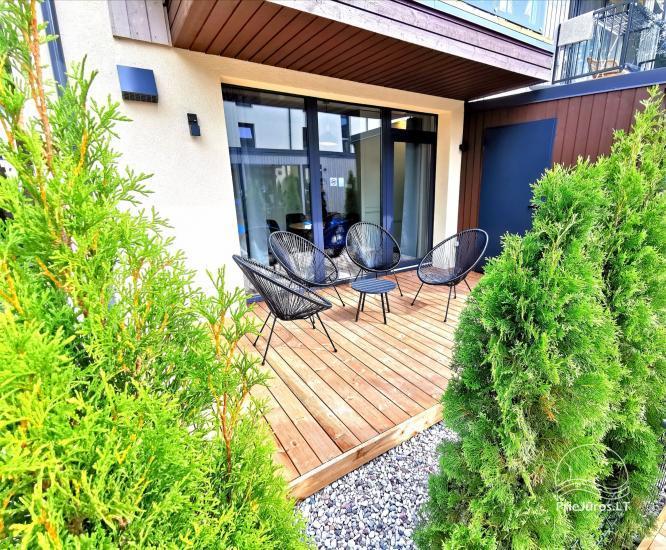 Neue Wohnung mit beheiztem Pool inmitten von Pinienwäldern - 18
