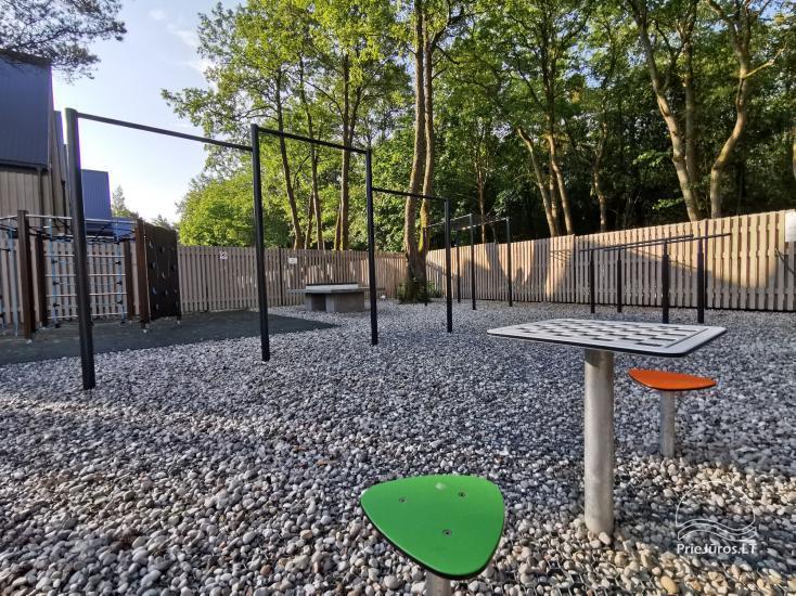 Neue Wohnung mit beheiztem Pool inmitten von Pinienwäldern - 22