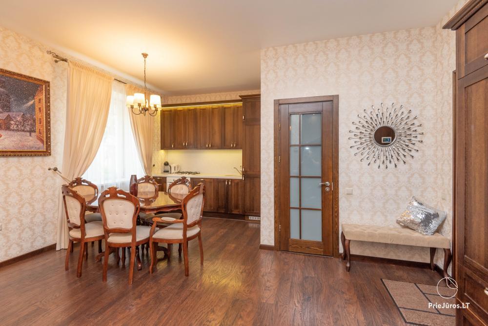 Wohnung Palangos Jura - Im Stadtzentrum, in der Nähe des Meeres, geräumige Wohnung auf zwei Etagen - 1