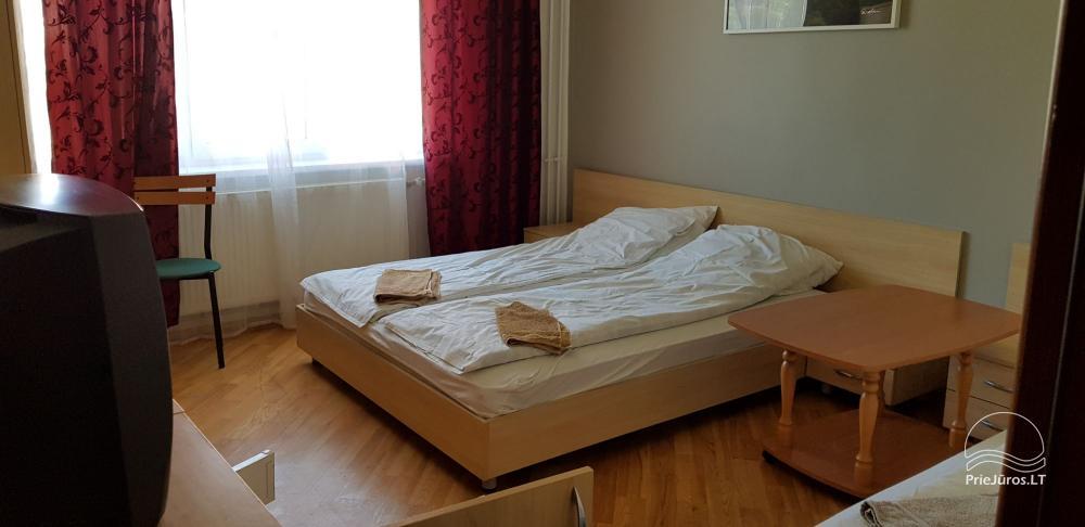 Dzīvokļi un vasaras mājas īre Palangā - 1