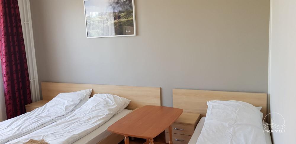 Dzīvokļi un vasaras mājas īre Palangā - 2