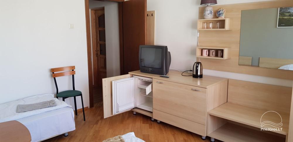 Dzīvokļi un vasaras mājas īre Palangā - 4
