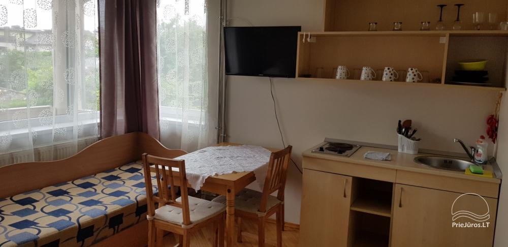 Dzīvokļi un vasaras mājas īre Palangā - 5