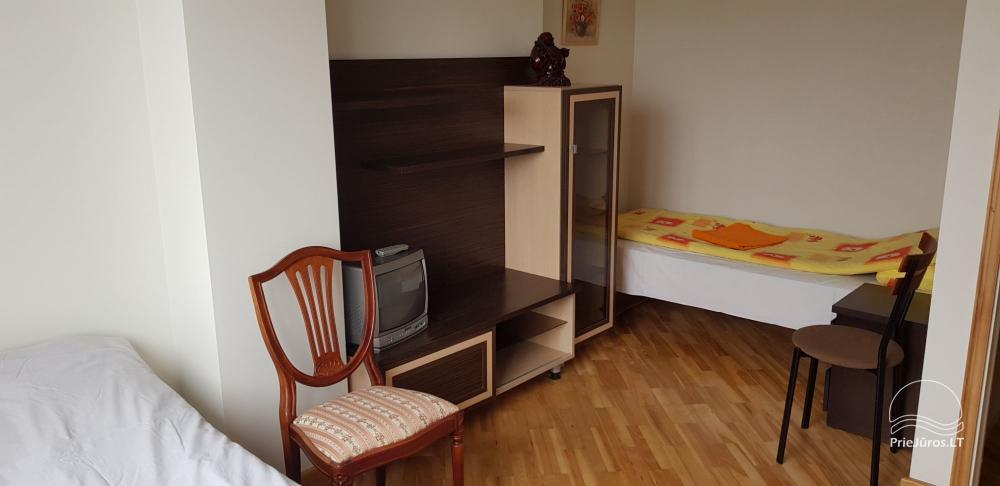 Dzīvokļi un vasaras mājas īre Palangā - 7