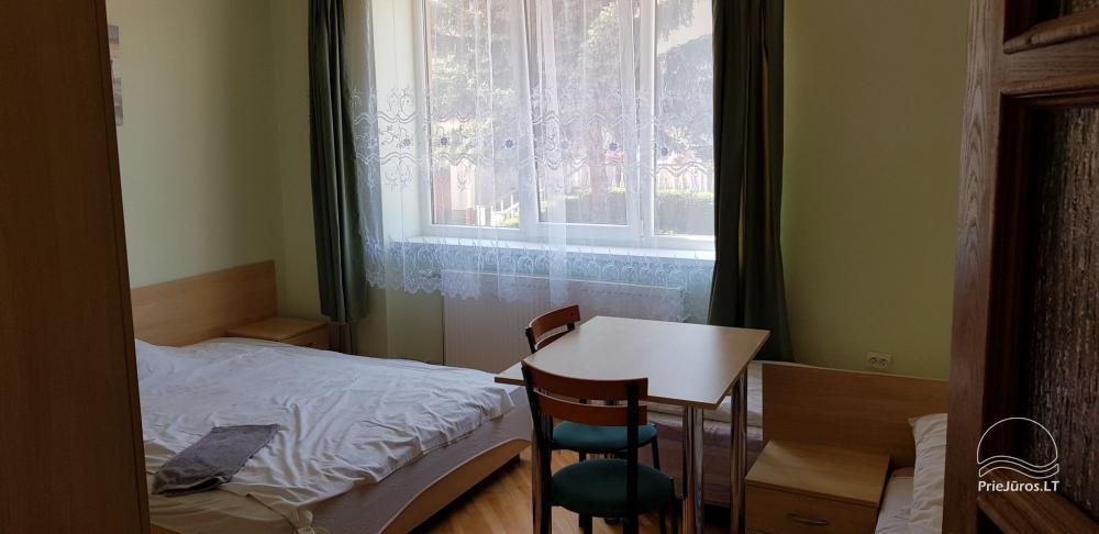 Dzīvokļi un vasaras mājas īre Palangā - 10