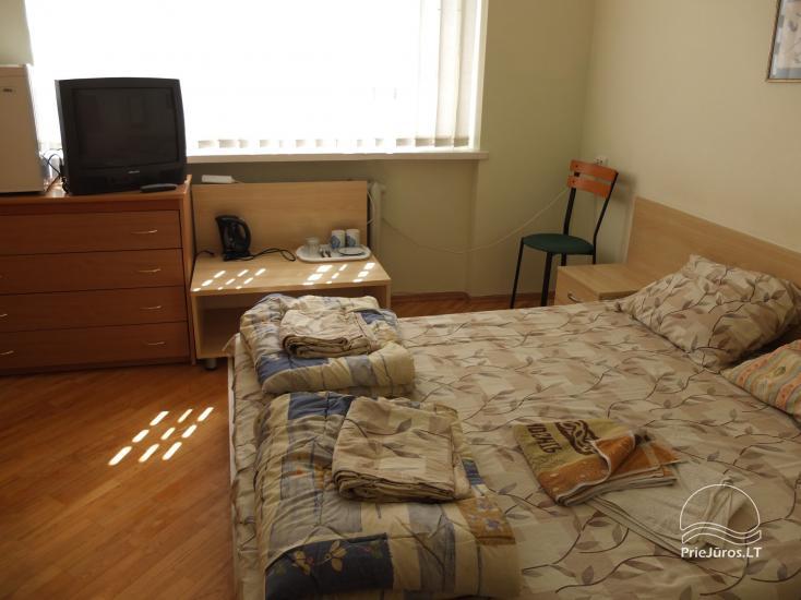 Dzīvokļi un vasaras mājas īre Palangā - 11