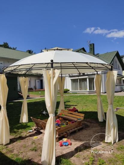 Guest house Prie Svyturio 10 in Sventoji - 3
