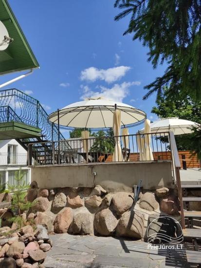 Guest house Prie Svyturio 10 in Sventoji - 2