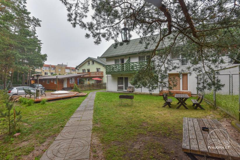 Guest house Prie Svyturio 10 in Sventoji - 5