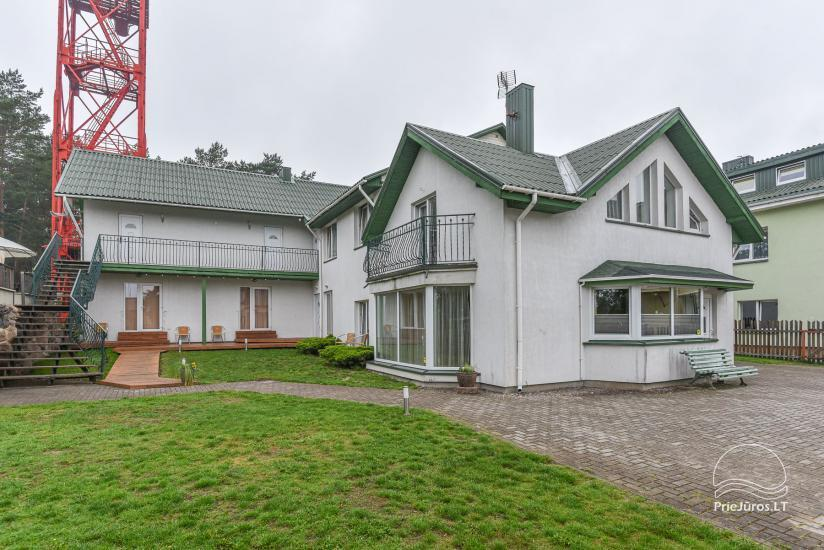 Svečių namai Prie Švyturio 10 Šventojoje - 1