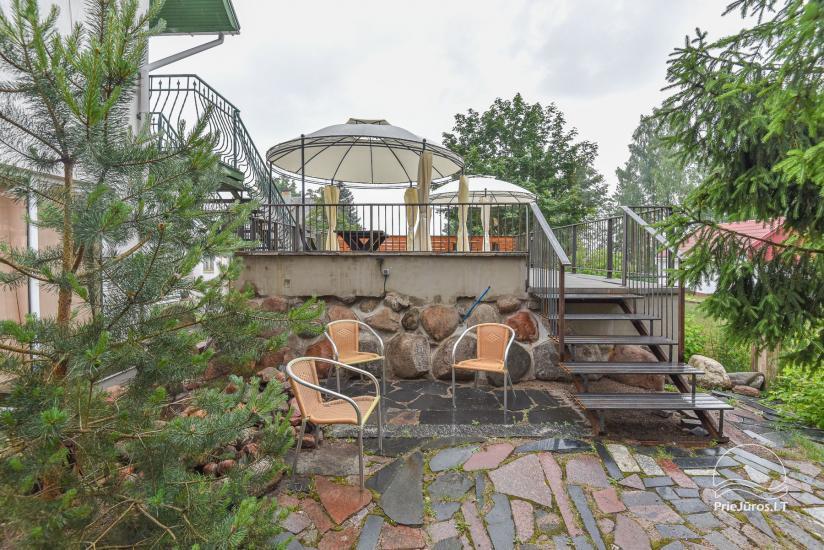 Guest house Prie Svyturio 10 in Sventoji - 6