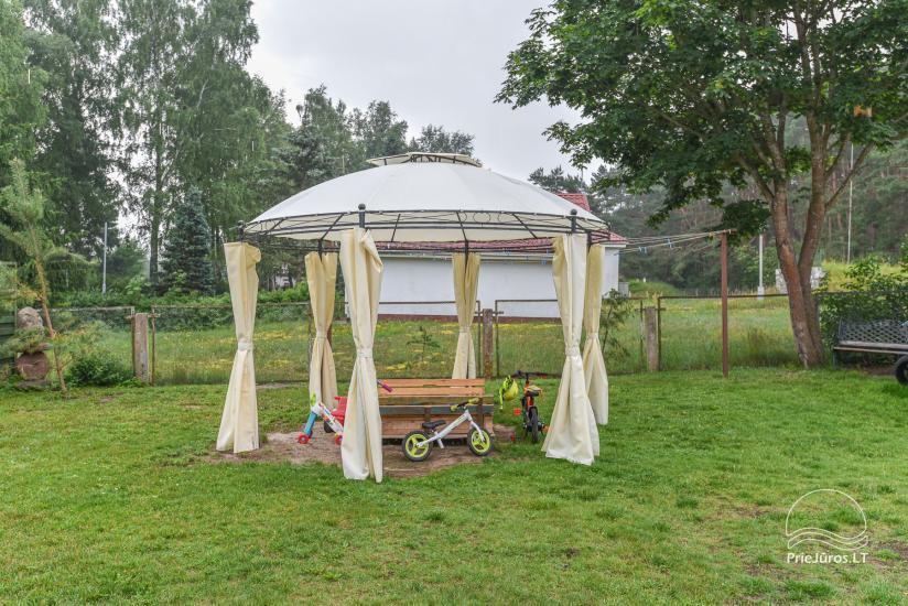 Gästehaus Prie Svyturio 10 in Sventoji - 7