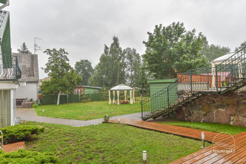 Guest house Prie Svyturio 10 in Sventoji - 9