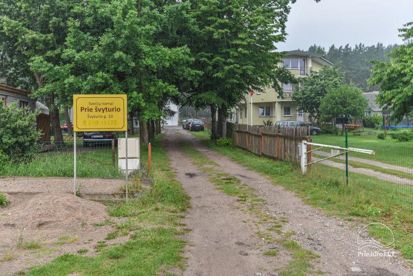 Gästehaus Prie Svyturio 10 in Sventoji - 10
