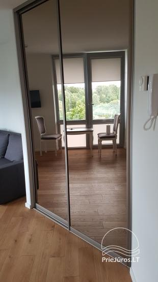 Flat for rent in Sventoji, in complex Elija - 5