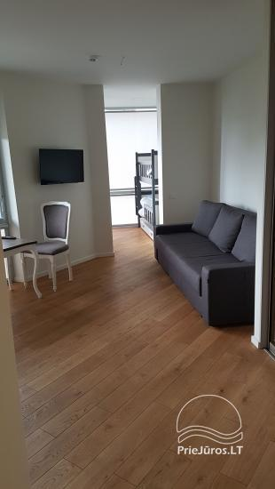 Flat for rent in Sventoji, in complex Elija - 4