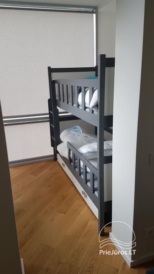 Flat for rent in Sventoji, in complex Elija - 6