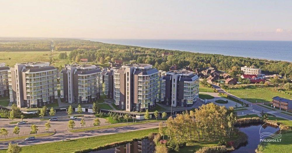 Flat for rent in Sventoji, in complex Elija - 11