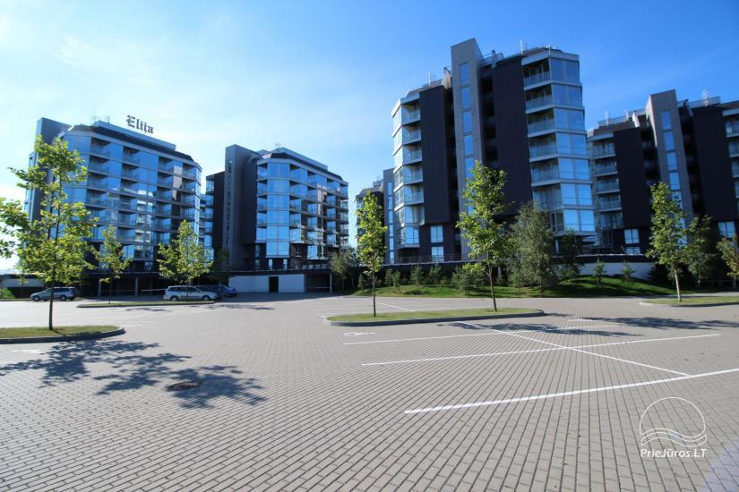 Flat for rent in Sventoji, in complex Elija - 10