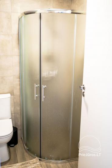 Naujai įrengti apartamentai Juodkrantėje - 5