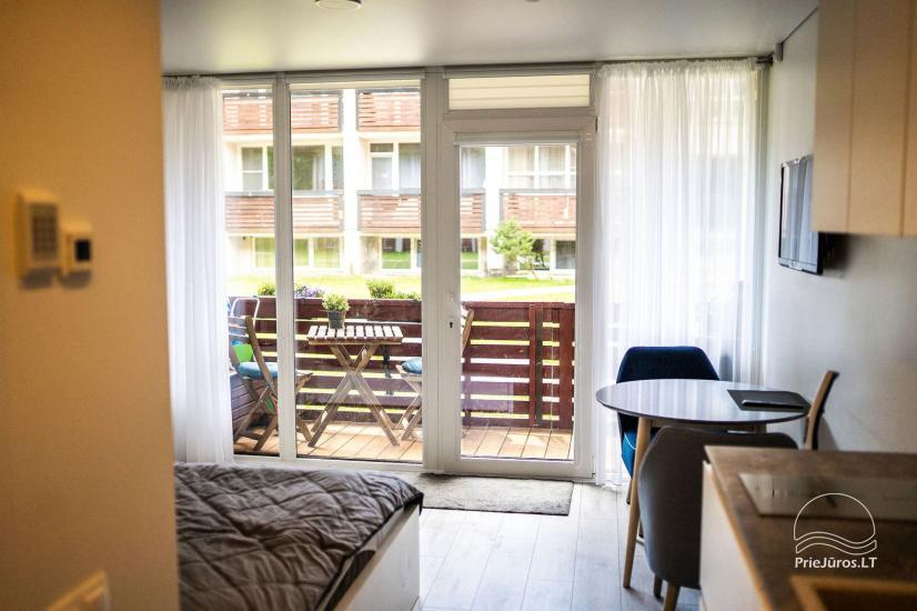 Naujai įrengti apartamentai Juodkrantėje - 7