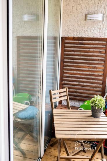 Naujai įrengti apartamentai Juodkrantėje - 10