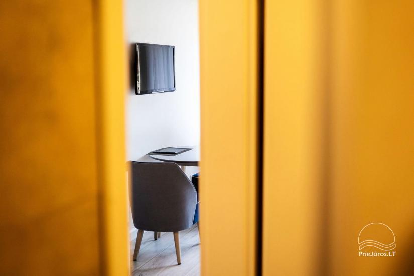 Naujai įrengti apartamentai Juodkrantėje - 11