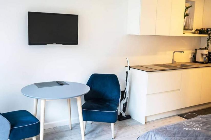 Naujai įrengti apartamentai Juodkrantėje - 1