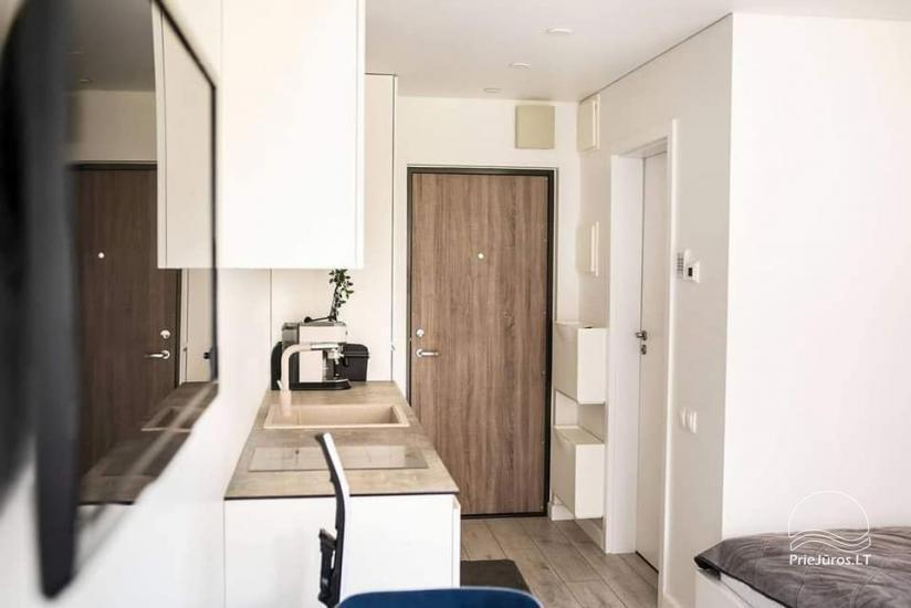 Naujai įrengti apartamentai Juodkrantėje - 2