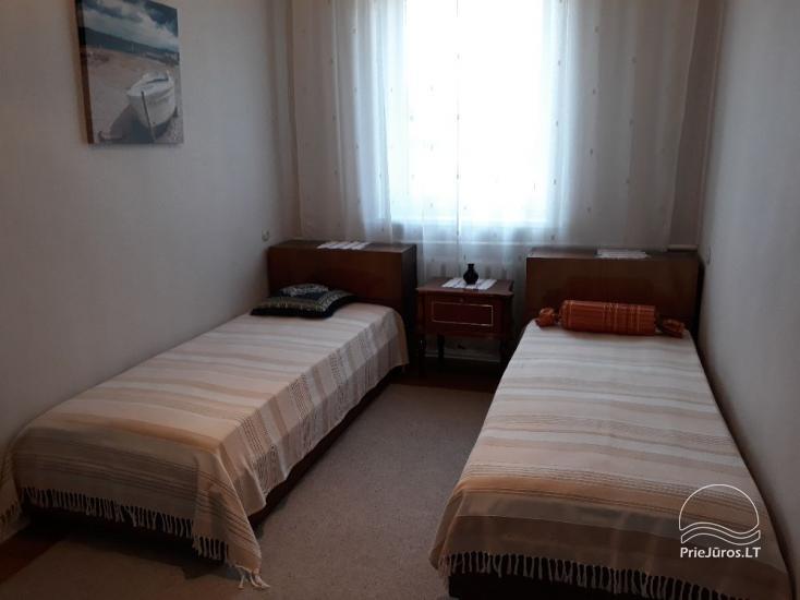 Kambarių nuoma Melnragėje. Labai arti jūros – tik 150 metrų! - 4