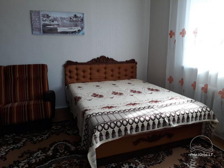 Kambarių nuoma Melnragėje. Labai arti jūros – tik 150 metrų! - 2