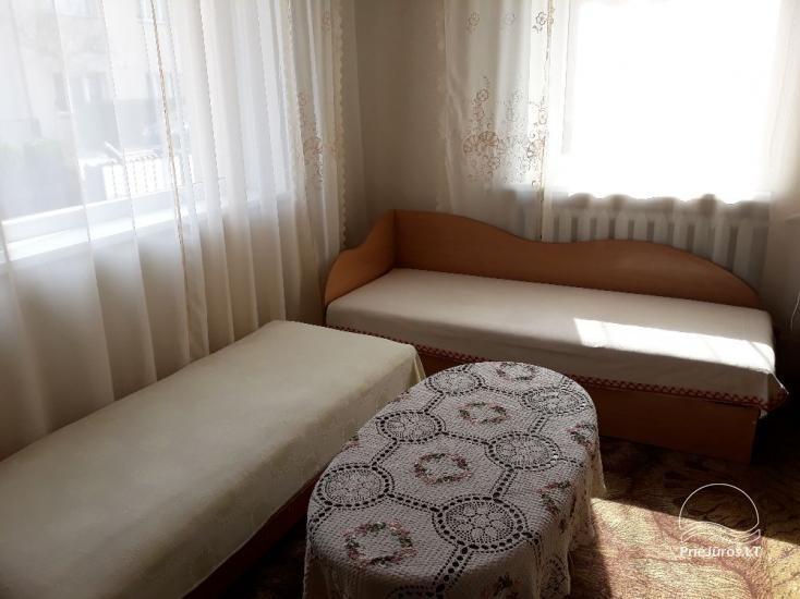 Kambarių nuoma Melnragėje. Labai arti jūros – tik 150 metrų! - 5