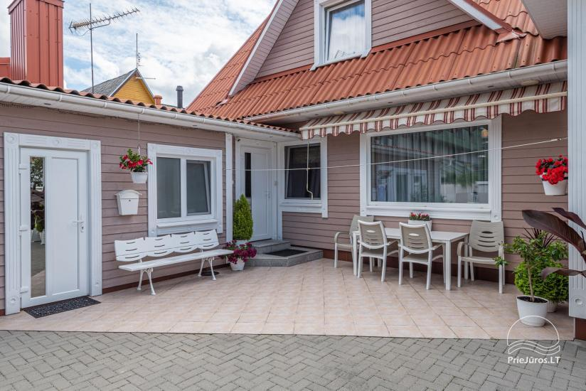 Rooms, apartments for rent in Palanga Pas Giedrę - 4