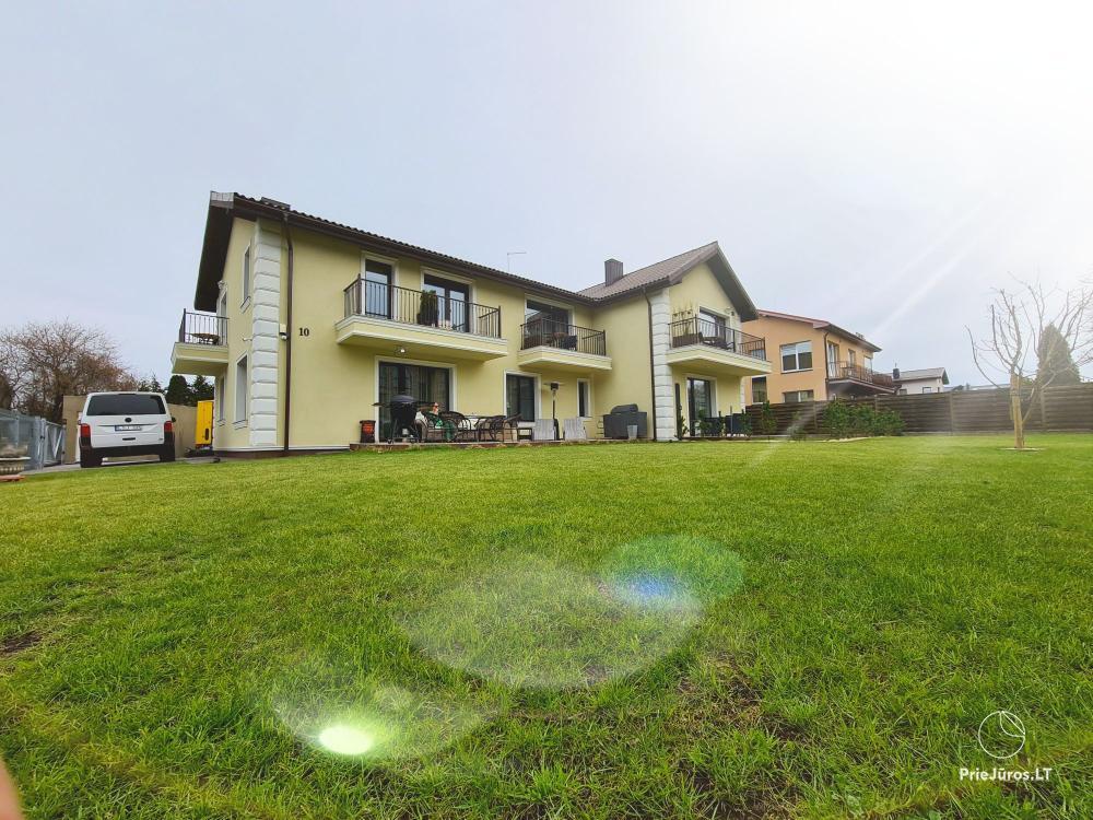 Apartamentų nuoma Palangoje Sakura_INN Palanga - 4