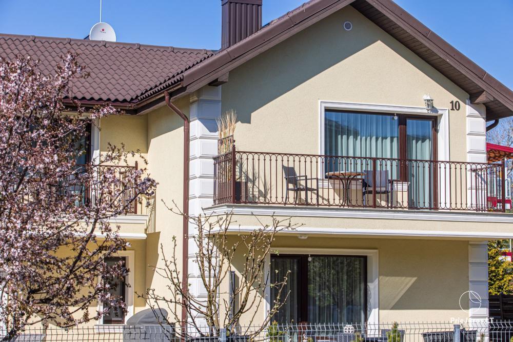 Apartamentų nuoma Palangoje Sakura_INN Palanga - 6