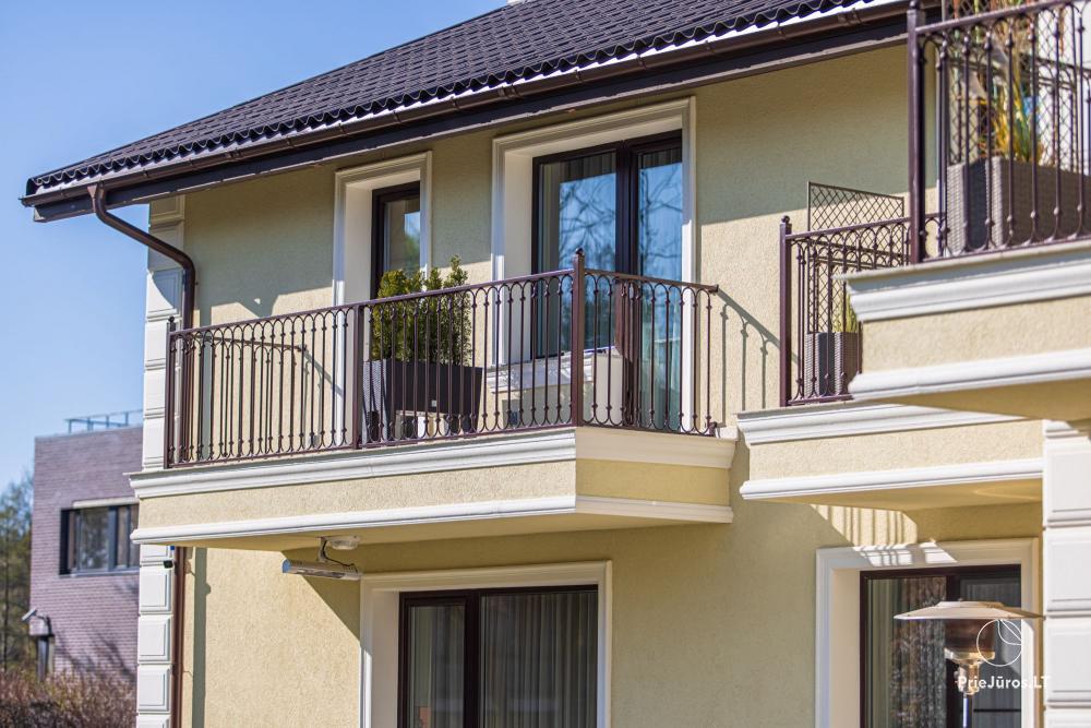 Apartamentų nuoma Palangoje Sakura_INN Palanga - 8