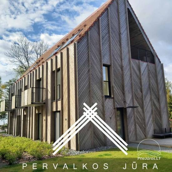 Apartments for rent in Pervalka, in a new complex Sea of Pervalka - 1