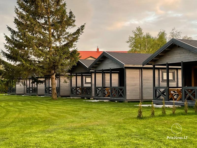 Ferienhäuser mit Annehmlichkeiten in Sventoji