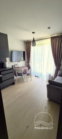 New apartment near Curonian lagoon on the 1st floor, with large terrace - 3