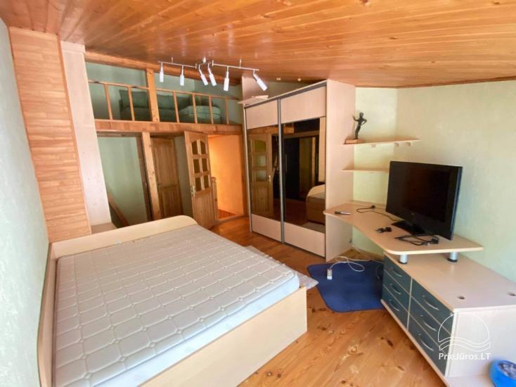 Dviejų su puse kambarių buto nuoma Palangoje - 1