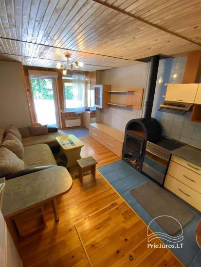 Dviejų su puse kambarių buto nuoma Palangoje - 2